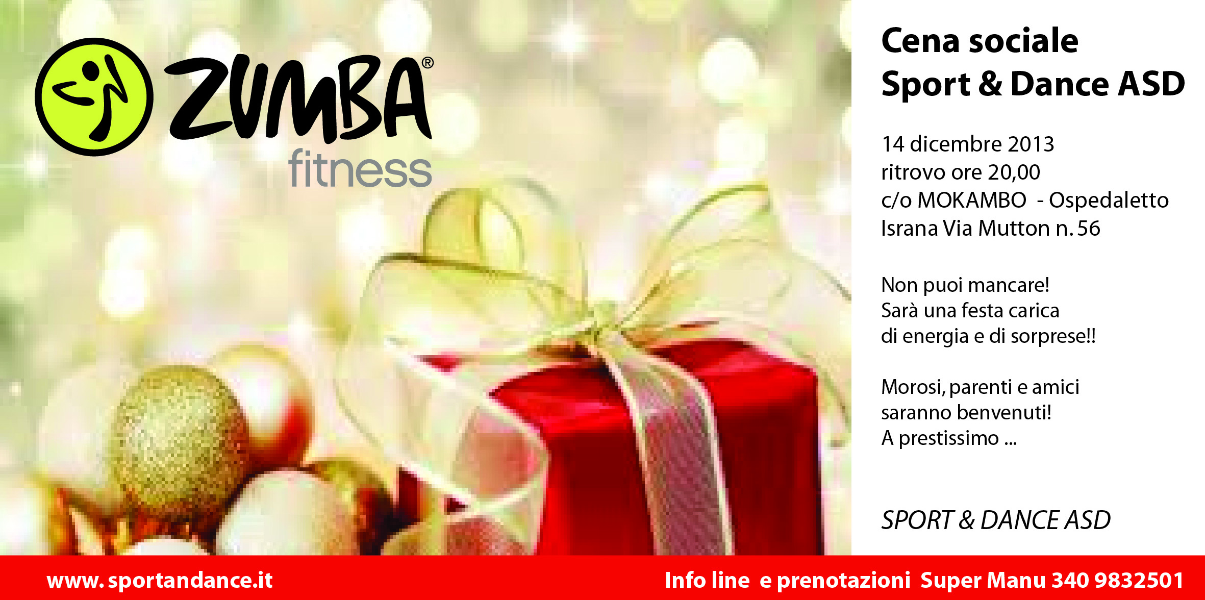 Zumba Christmas Party Images.Zumba Treviso Christmas Party Sport Dance Sport