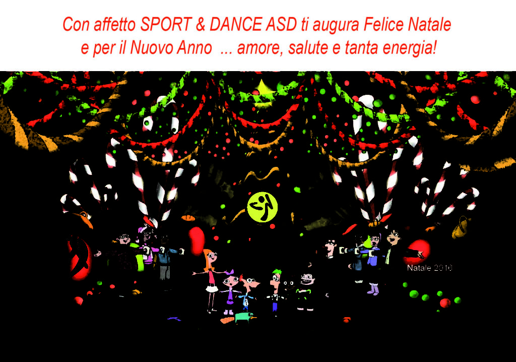 Auguri Di Natale Zumba.22 Dicembre 2016 Zumba Christmas Party Sport Dance Asd Treviso